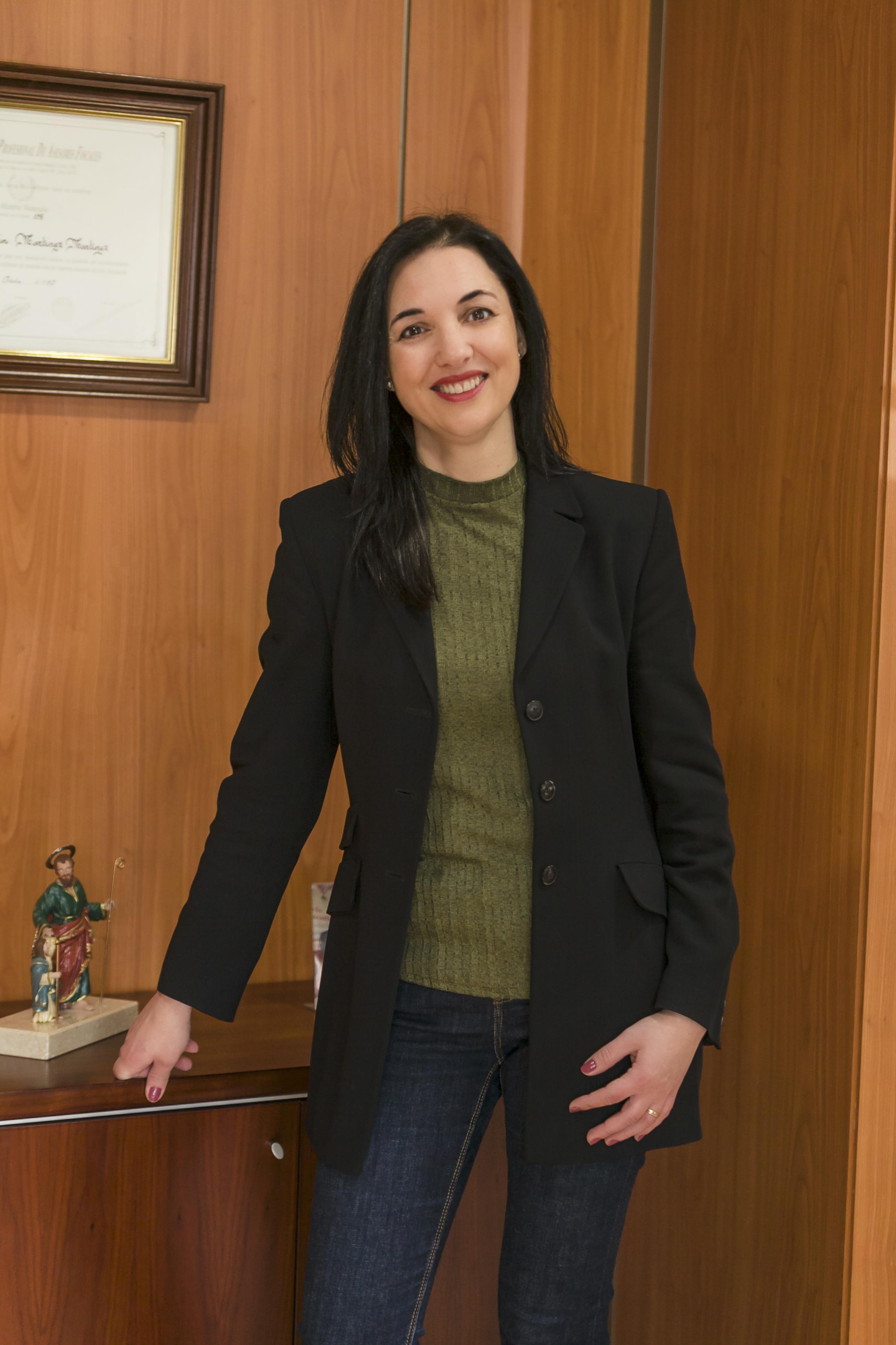 Cristina Oltra.